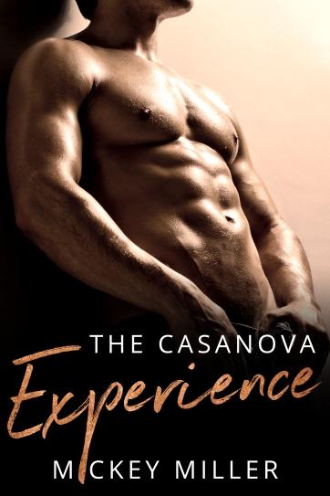 The Casanova Experience COVER