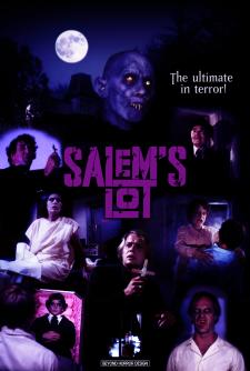 Salem's Lot 1979 Beyond Horror Design