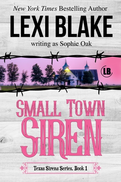 01 SmallTownSiren eBook