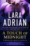 A Touch of Midnight: A Midnight Breed Novella