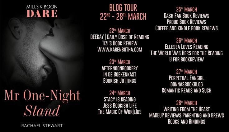 Mr One Night Stand Full Tour Banner